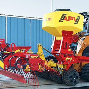 APV Equipment Photo