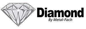 Diamond by Metal Fach Logo