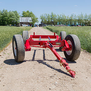 Horst Wagons Equipment Photo