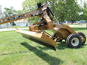 Strobel Equipment Photo