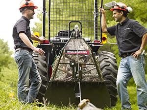 Wallenstein Equipment Photo