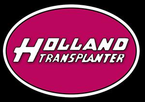 Holland Transplanter Logo