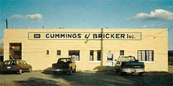 Cummings and Bricker Building
